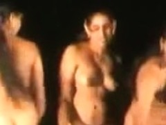 Indian Undress Dancer Angels