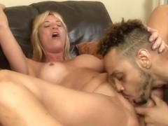 Mature amazing rough fuck with younger bbc