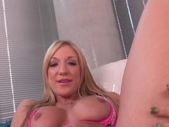 Fabulous pornstar Amy Brooke in Incredible Dildos/Toys, Big Ass adult clip