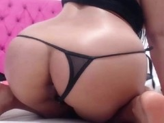 Colombian Anal Cam Girl Isabela