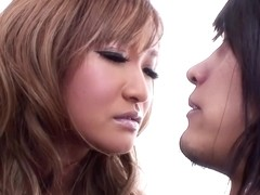 Risa Hano in Body is Chosen for Bursting Breasts part 1.2
