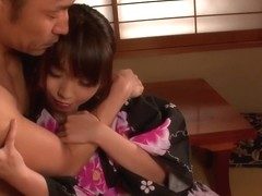 Horny Japanese model Marika in Best JAV uncensored Hardcore scene