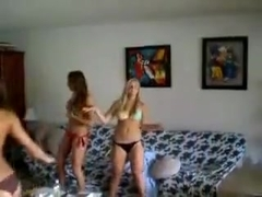 Fabulous twerking livecam constricted raiment movie