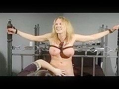 Bound plaything enjoyment