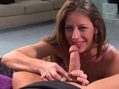 young guy seduced by an older woman