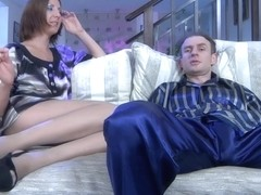 NylonFeetVideos Video: Madeleine and Peter B