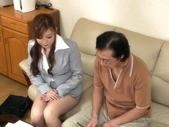 Sae in Sae is a naughty teacher who likes her job - AviDolz