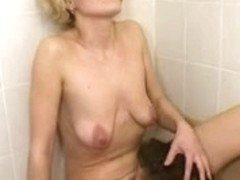 mother fucking in washroom youthful b