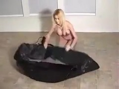 Emily Addison: Inflatable Couch