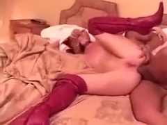 Red-haired MILF wants me to pound her in missionary position