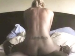 Non-Professional smooth tugjob movie scene