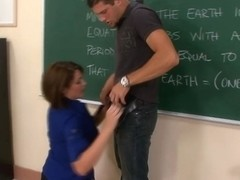 Charlie James & Jarod Diamond in My First Sex Teacher