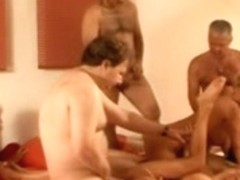German two hotty Group-Sex
