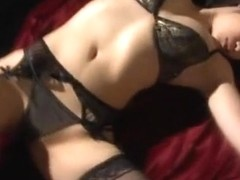 Amazing Japanese slut in Best Lingerie, Stockings JAV video