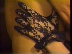 Golden haired busty vintage MILF fucked real deep