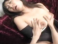 Hottest Japanese girl in Incredible Uncensored, Big Tits JAV movie