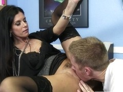 India Summer & Richie Black in My First Sex Teacher