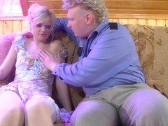PantyhoseLine Movie: Mary A and Jack A