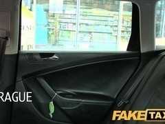 FakeTaxi: 1St time anal virgin takes on large thick ding-dong