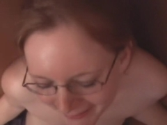 Blowjob done by me to my hot lover