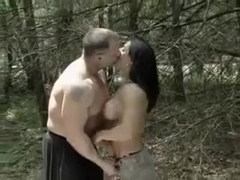muscular couple fucking