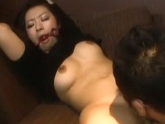 Best Japanese chick Sayuri Meike in Horny DP/Futa-ana, Blowjob/Fera JAV movie