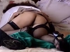MY HOT WIFE  ENJOYS COCK - MI ESPOSA DISFRUTA LA VERGA