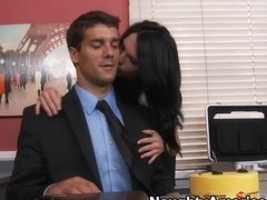 Jennifer Dark & Ramon Nomar in Naughty Office