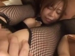 Fabulous Japanese girl in Crazy Blowjob, Facial JAV video