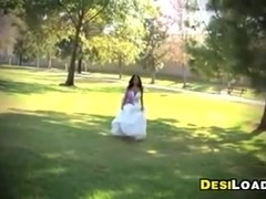 Bollywood Bride Gets Fucked
