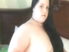 Delicious fat bbw college girl gf with nice tits love to masturbate