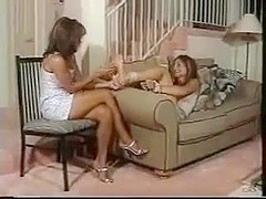 Amber Allen Feet Tickled by Tawney LaShelle