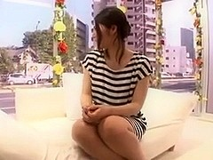 Japan girl gets dildoed and fucked on the street