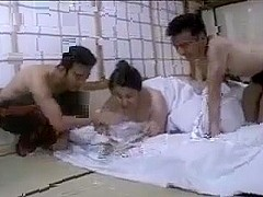Japanese-Erotic sushi angels #2 - scene 4