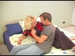 Russian Mature And Boy 262