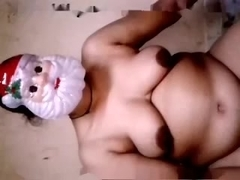 Desi Mask Covering Face Aunty Fuck