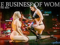 Samantha Rone & India Summer in The Business of Women Part One: The Date Video