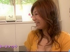 Naho Hadsuki busty Japanese fucked in nasty manners