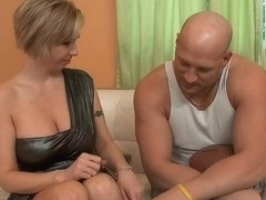 Kasey Grant & Christian in My Wife Shot Friend
