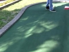 Nikki Lavay in Hole In One