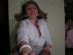 GF Ingrid Giving a head and taking a load