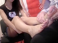 Carolina Abril Foot Massage, Eroticevent Venus Berlin2013