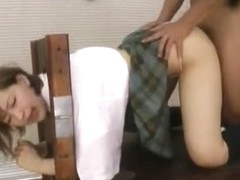 Exotic Japanese slut Yukiko Suo in Hottest Gangbang, Doggy Style JAV video