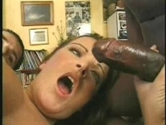British angel Lorraine Ansell takes Omar's pecker another time