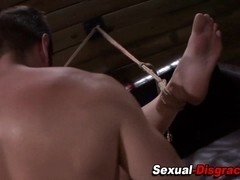 Bound throating ### facialized