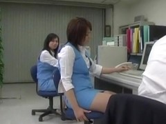 Amazing Japanese girl in Exotic Dildos/Toys, Threesomes JAV clip