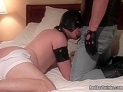 A lot of spanking, sucking and fucking in this one