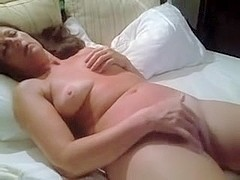 Nude whore wife masturbates for spouse