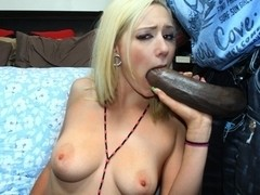 Rylie Richman in White Girl Pussy Busting - PornPros Video