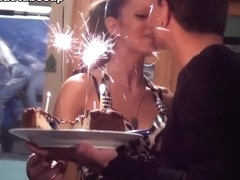 Larissa Gold in Birthday Surprise - FunMovies